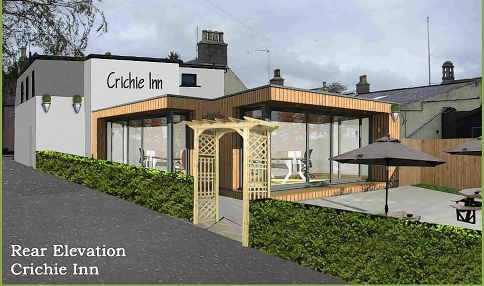 Crichie Inn at Stuartfield