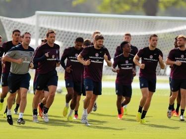 England training
