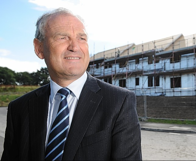 Tulloch chief executive George Fraser