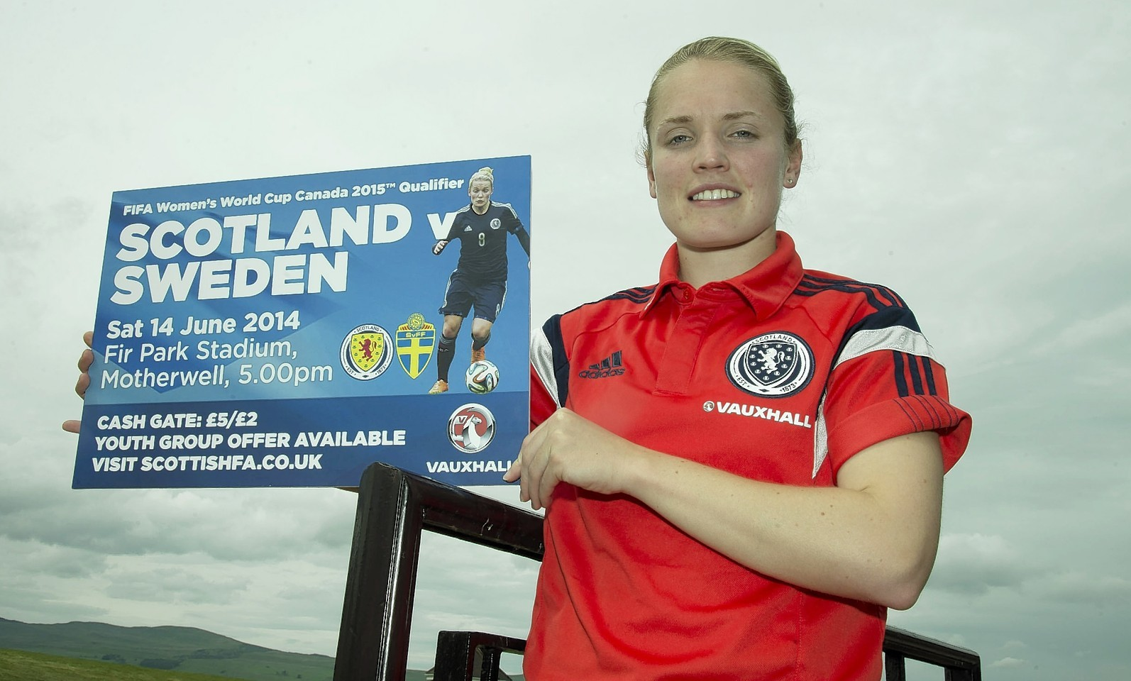 Kim Little: Has been in excellent goalscoring form ahead of Scotland's match against Sweden.