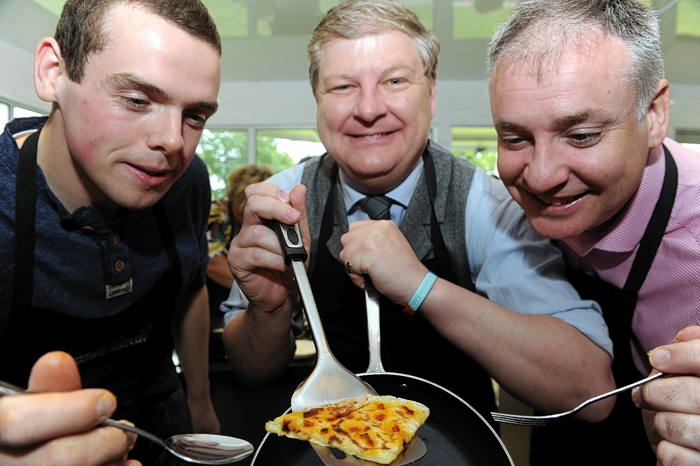 """Lord Lieutenant of Moray, Grenville Johnston, also entered the competition with """"Johnston's Delight"""""""