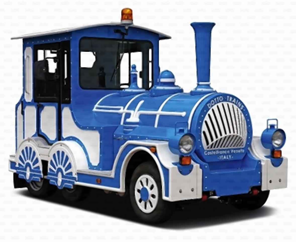 The Stonehaven train