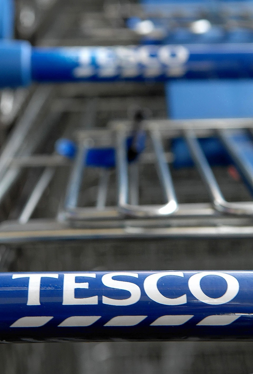 "Tesco and other ""big four"" supermarkets are losing ground to Lidl and Aldi"