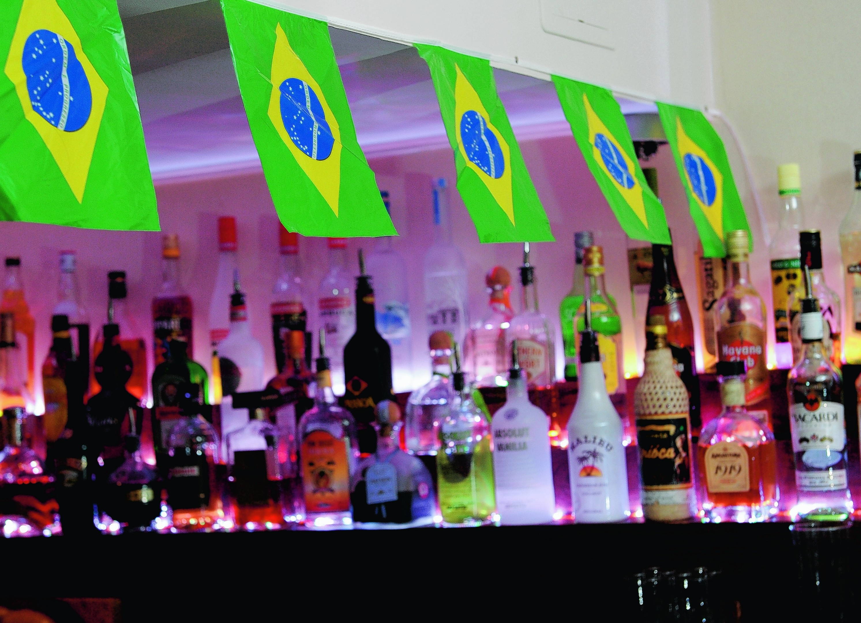 Game on at Hey Brazil! | Press and Journal