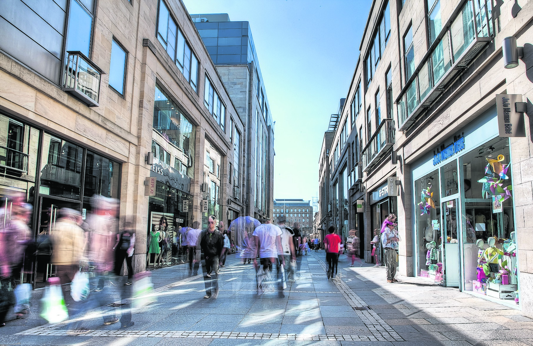 Multrees Walk comes to Aberdeen