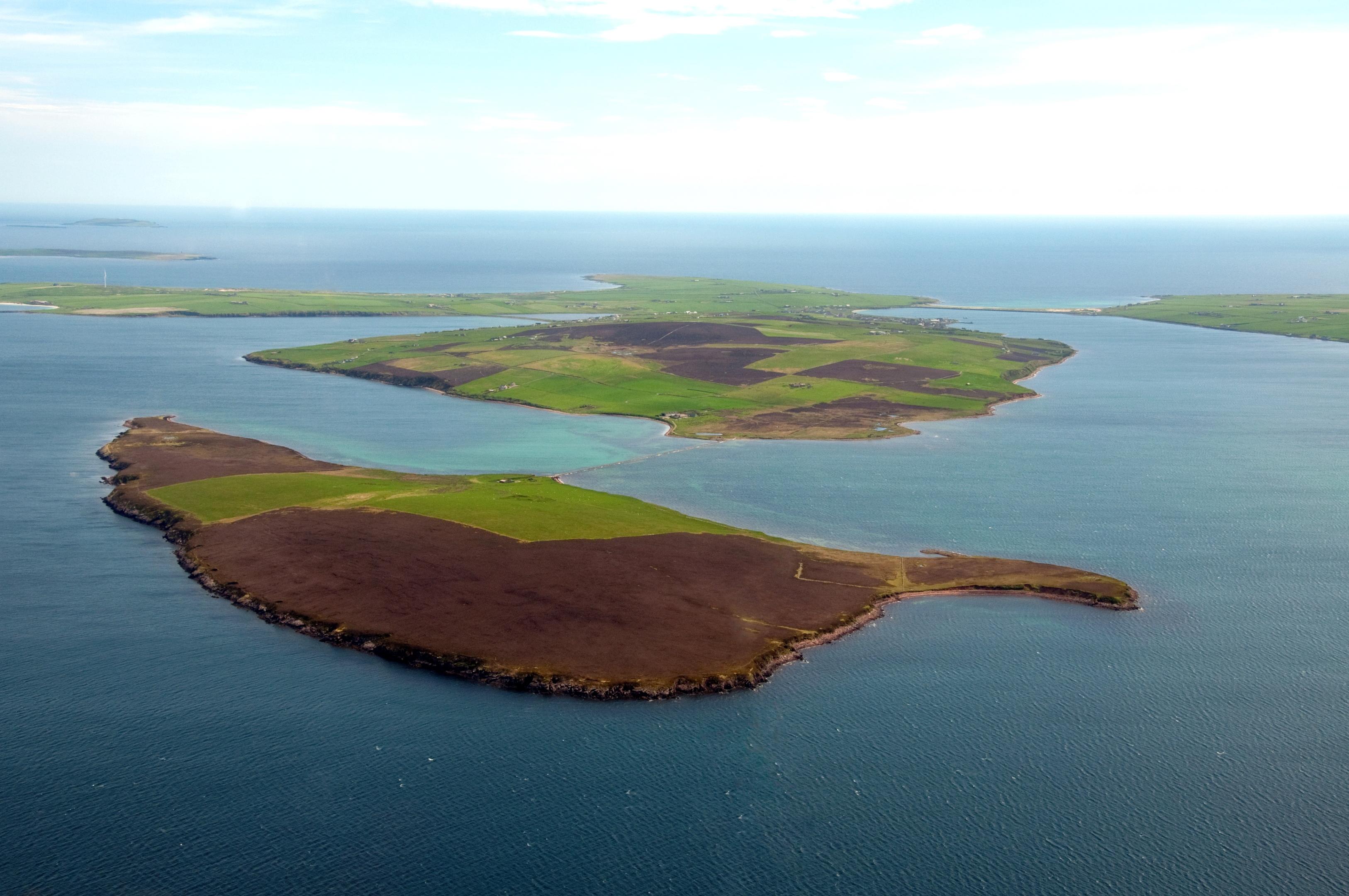 Hunda Island, Orkney