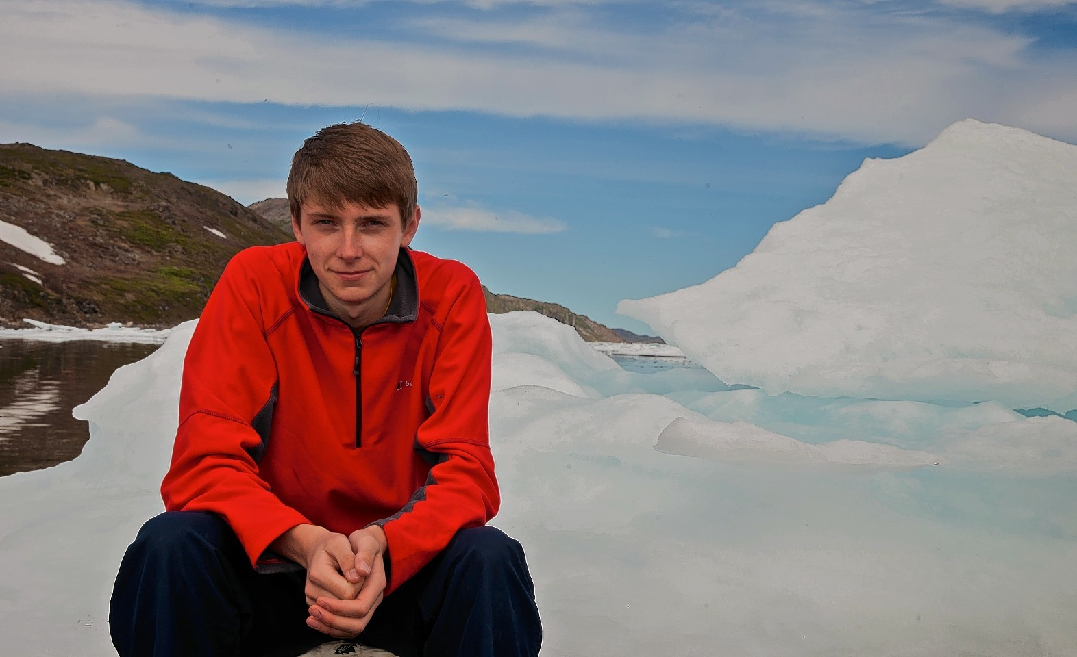 Alistair Walker's trip to the Arctic
