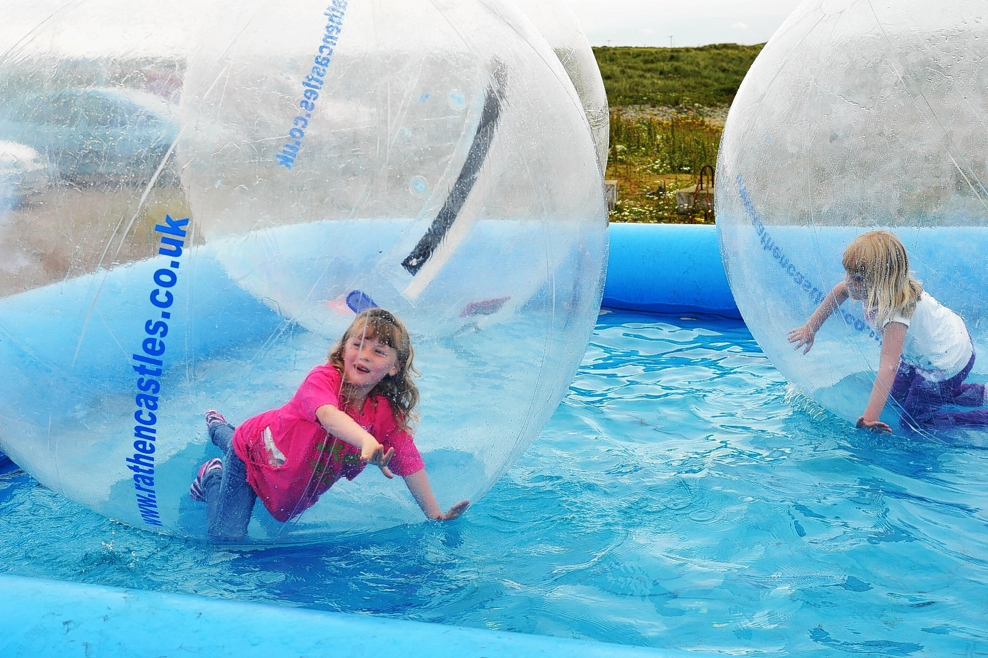 Cairnbulg Harbour fun day