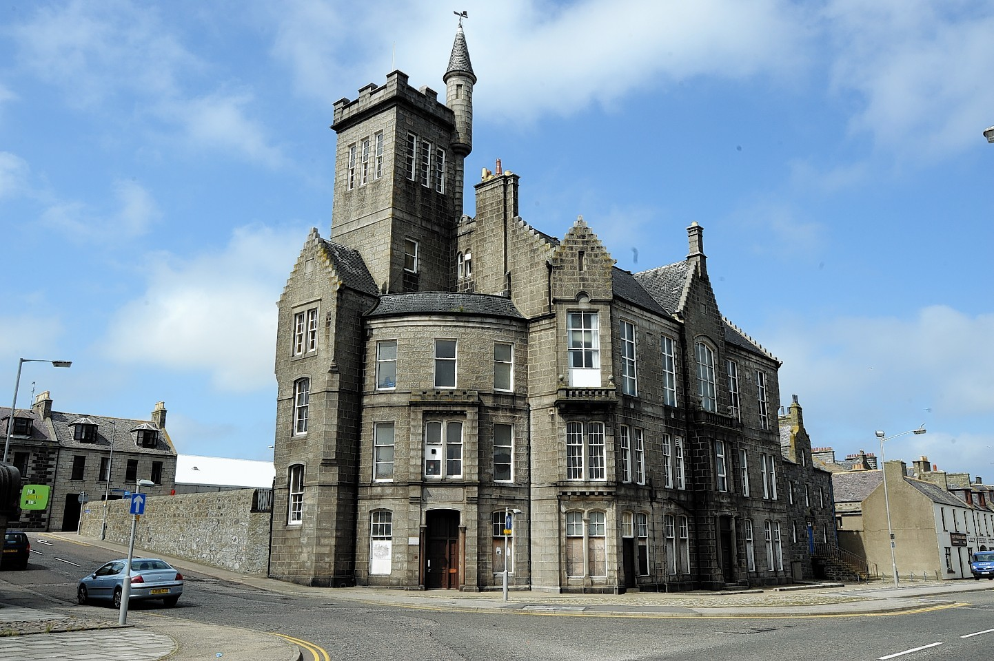 The Dalrymple Hall, Fraserburgh