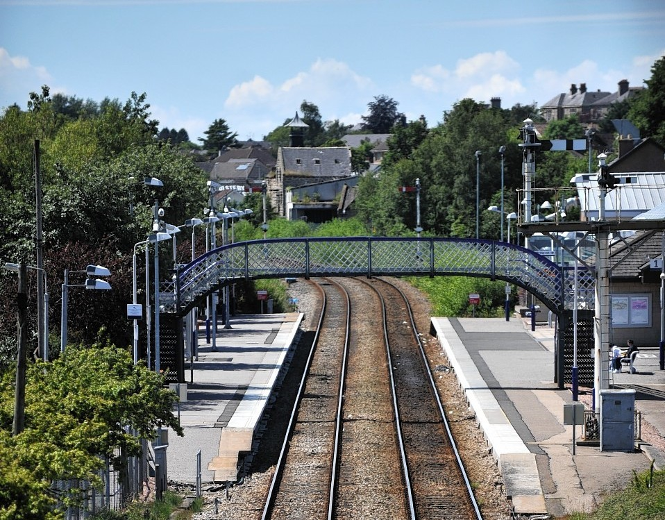 Elgin railway bridge
