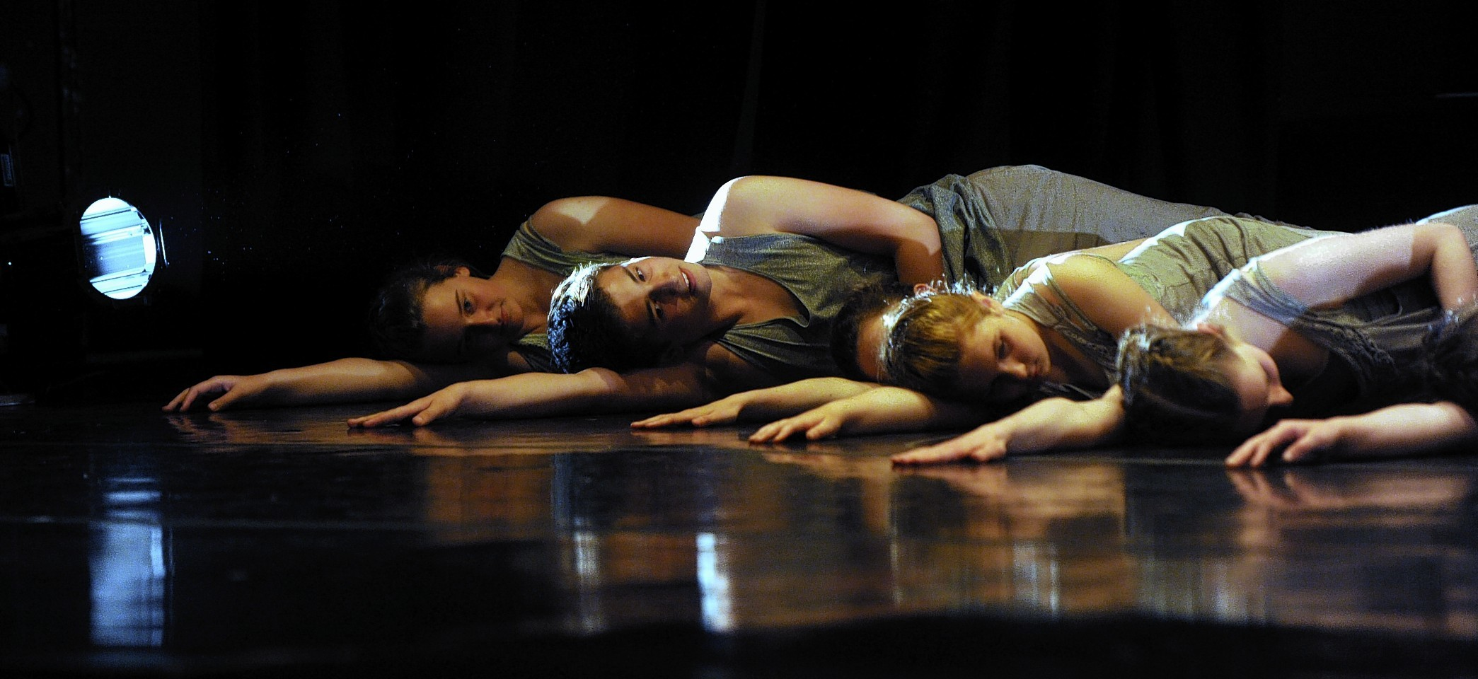 The Four Season performance at ACT Aberdeen, an AIYF pre-festival performance. Credit: Colin Rennie.