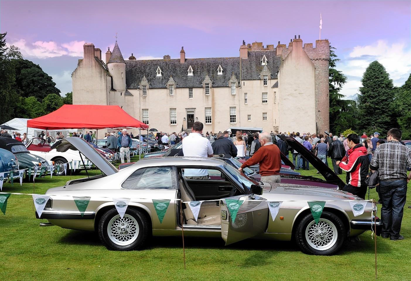 Classic Cars Aberdeenshire