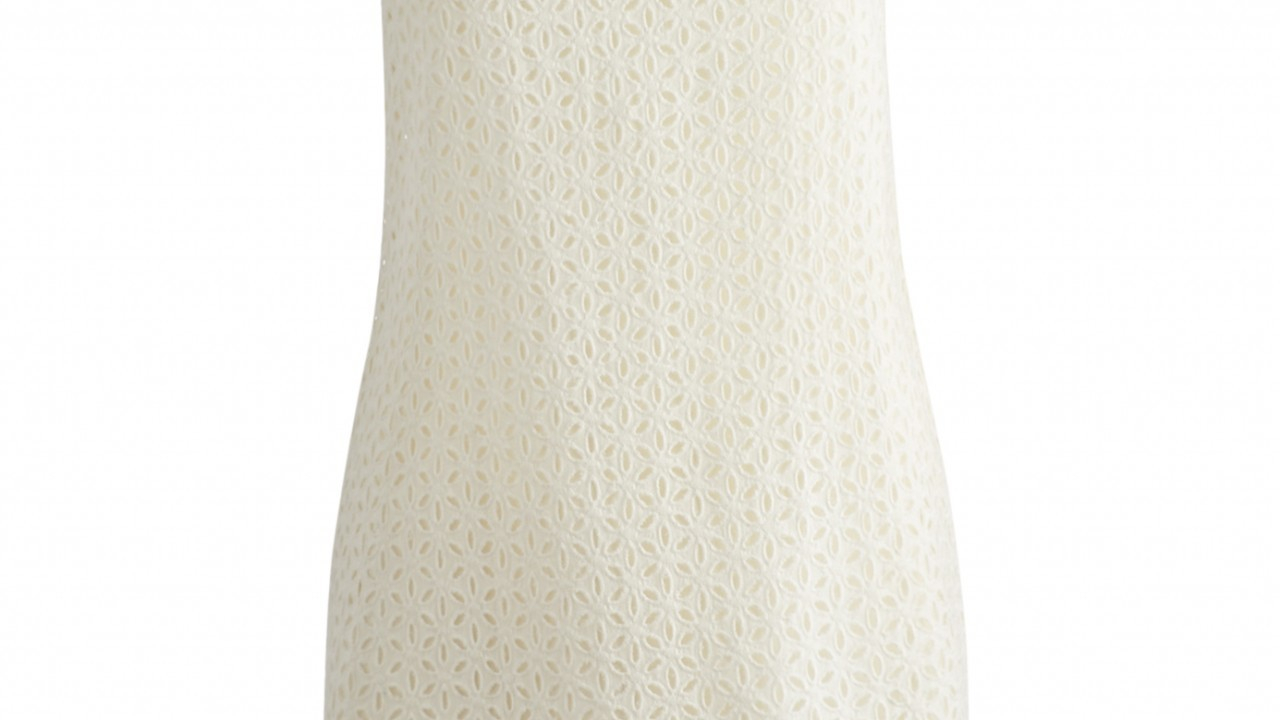 Joules Delia broderie white dress £79.95 from www.boden.co.uk