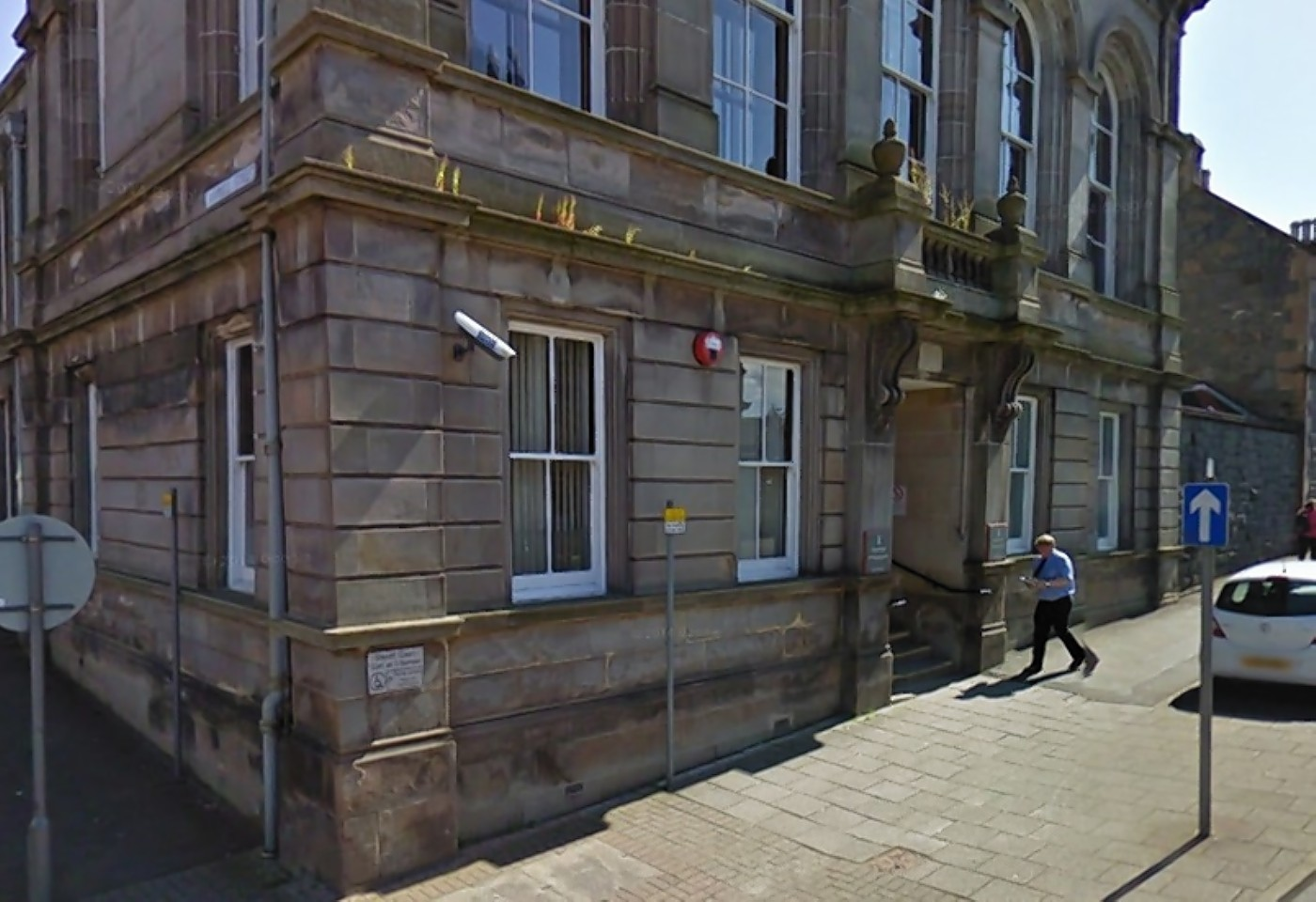 The case was heard at Oban Sheriff Court
