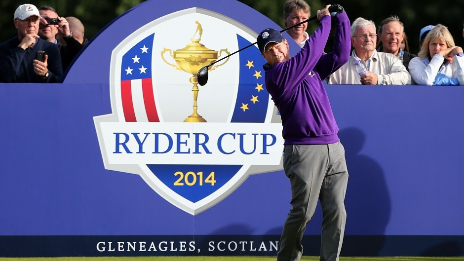 The Ryder Cup will take place at Gleneagles in September