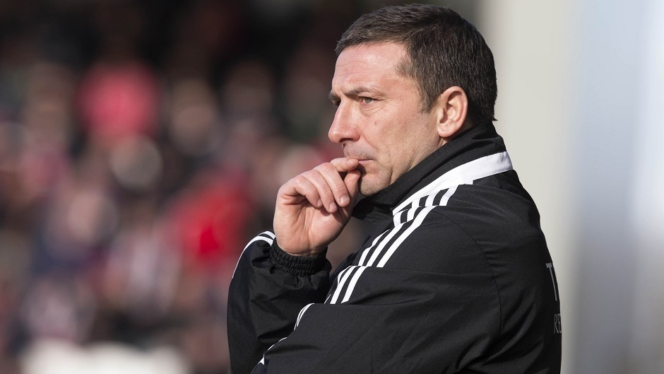 Derek McInnes is encouraging his team to take this weekend's game as seriously as next weekend's Celtic clash