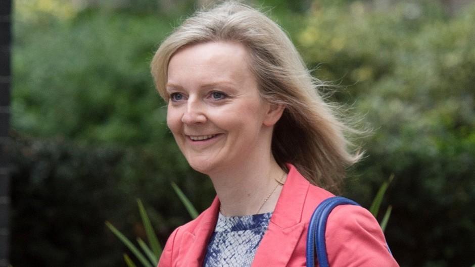 Liz Truss has spoken out in favour of GM