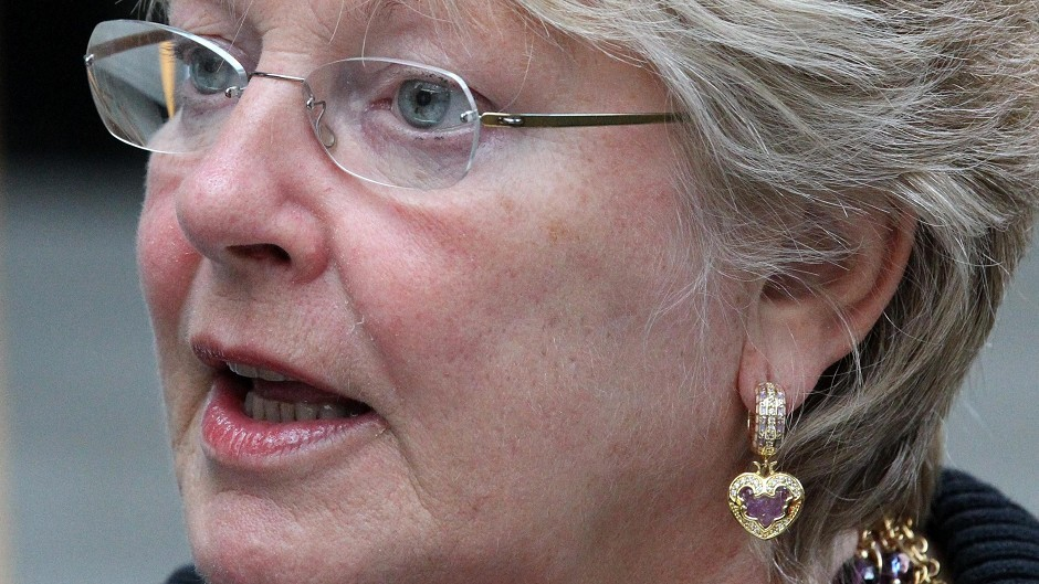 Margo MacDonald had been suffering from Parkinson's disease and died on April 4 aged 70