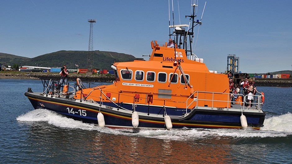 The RNLI says 167 people died in water-related accidents last year