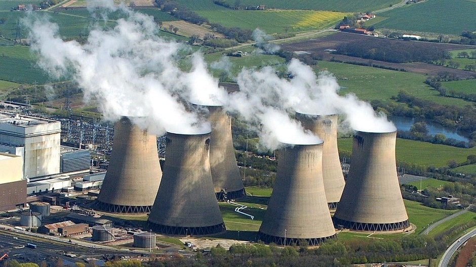 Drax came sixth in the list of the EU's 30 most polluting coal-fired power plants
