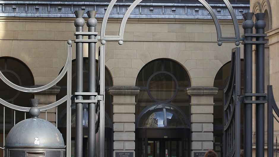 The man appeared at Edinburgh Sheriff Court