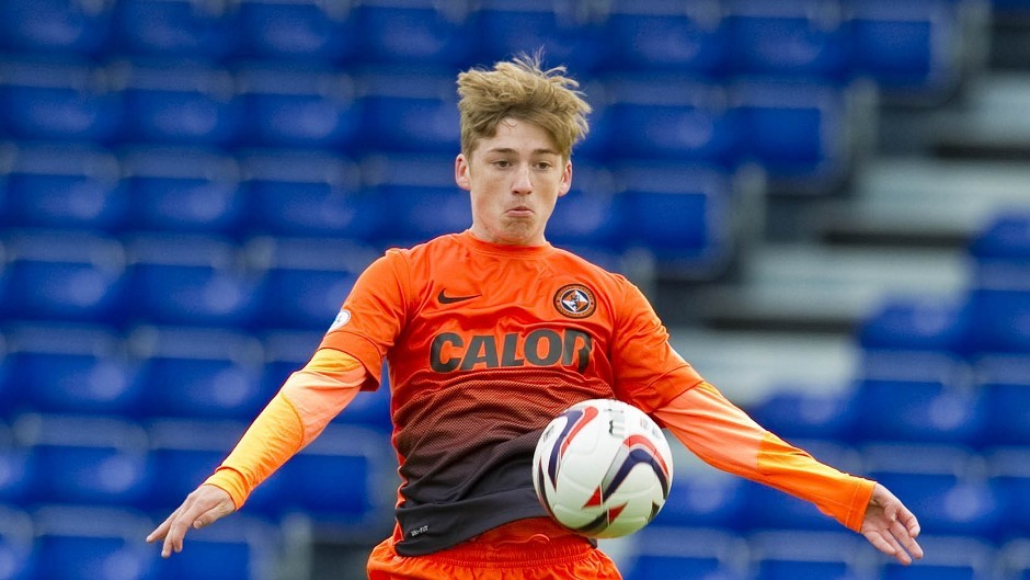 Former Dundee United man Ryan Gauld