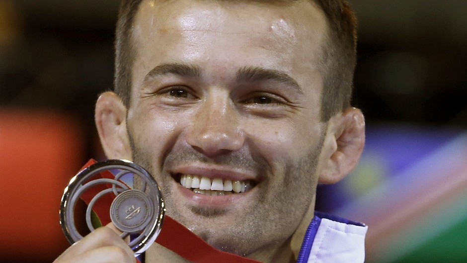 Scotland's Viorel Etko will be one of the main torchbearers at the event.