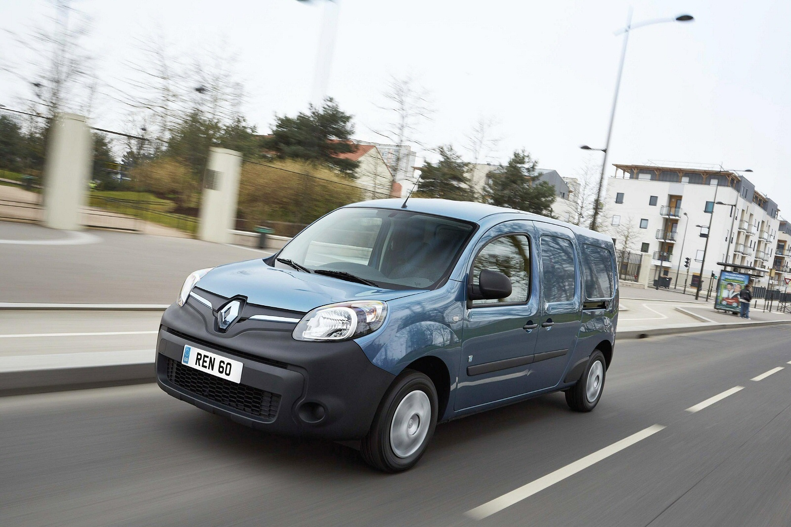 Renault's Kango is just electrifying | Press and Journal