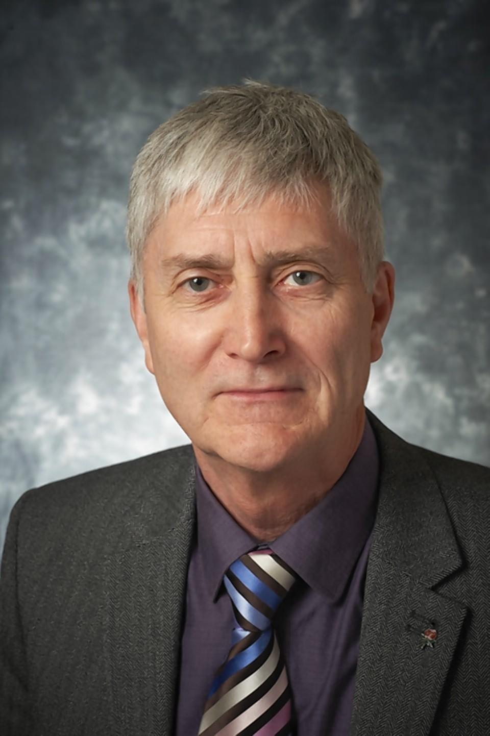Councillor Roger Saxon