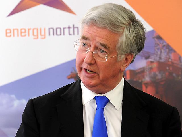 Former energy minister Michael Fallon