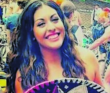 North-east woman Ale Ramirez has raised almost £9,000 for her aunt