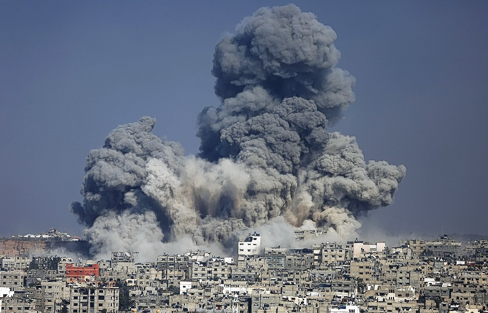 UK and Scottish government's provide £3.5million for Gaza victims.