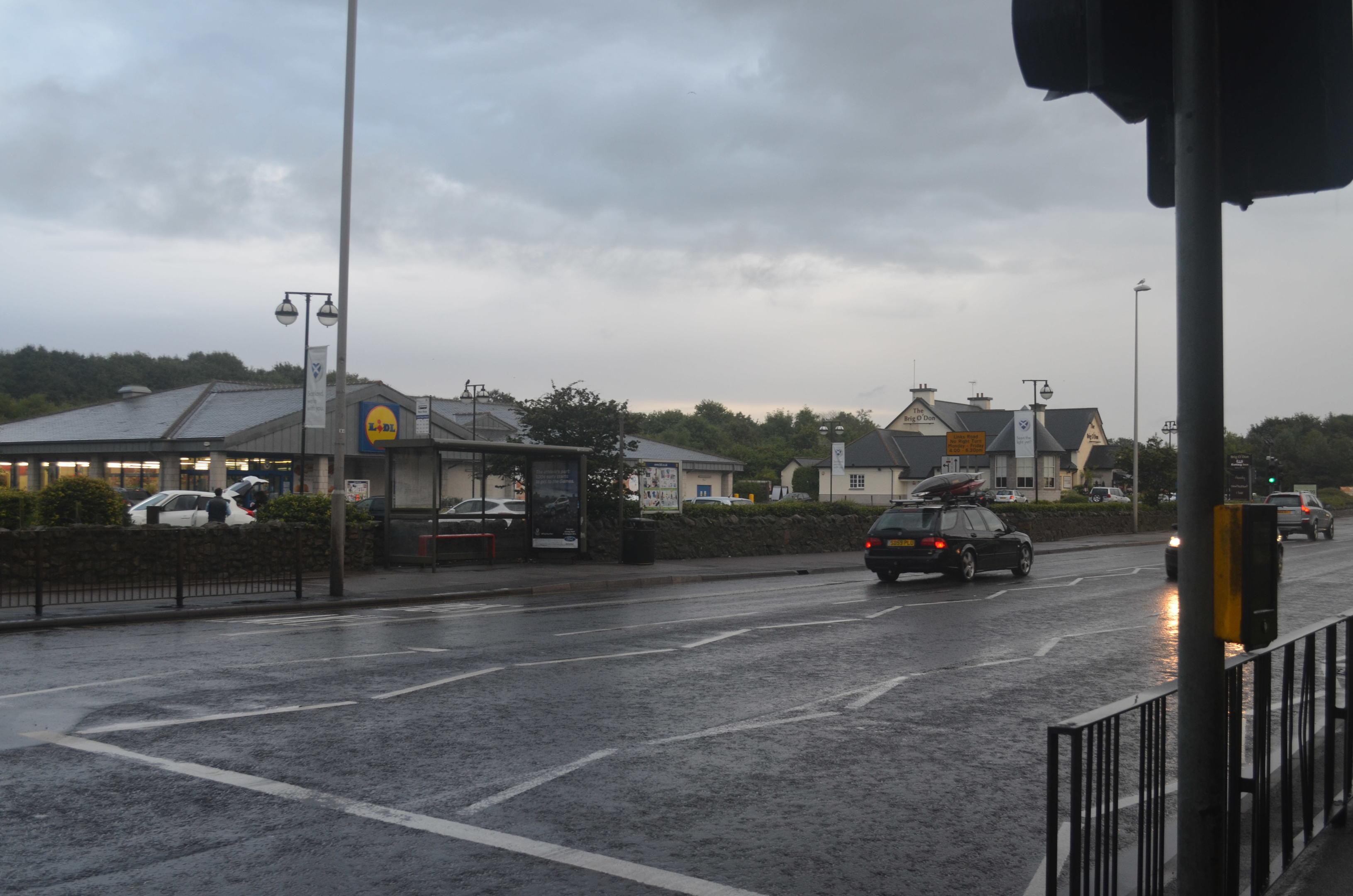 Restaurant Rosemount Road Aberdeen