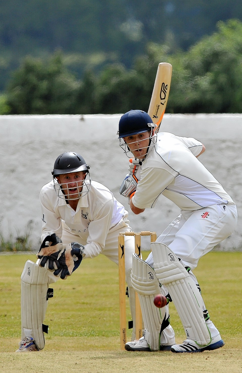 Controversial Dismissal Before Rain Stops Play Press And