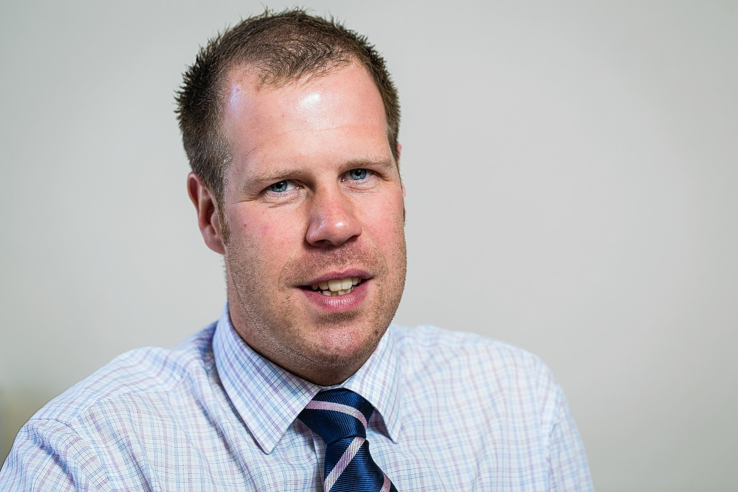 Lloyd Davies, financial adviser at Aberdeen-based financial advice firm Central Investment