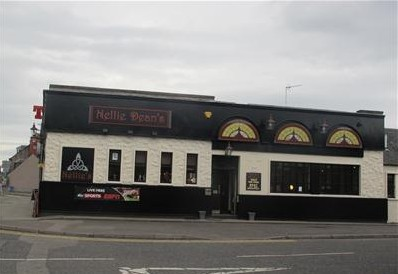 The former Nellie Deans pub on Tomnahurich Street will be turned into a pizza restaurant and takeaway