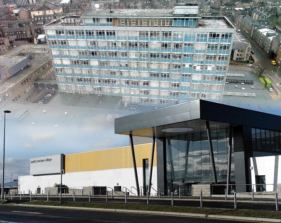 North East Scotland College has agreed to take on some of the trainees affected by ICTA's demise,
