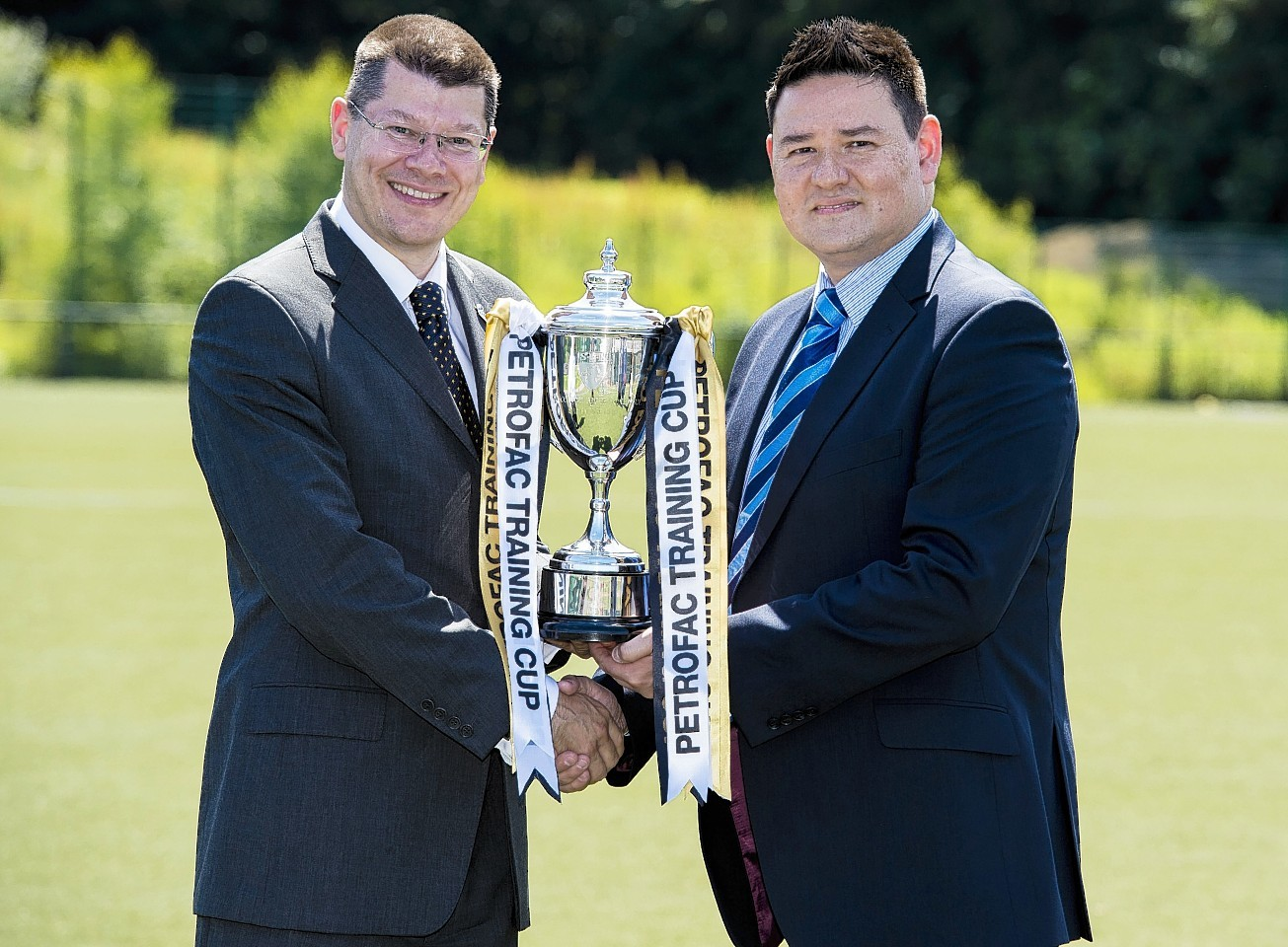 Petrofac have sponsored the Challenge Cup