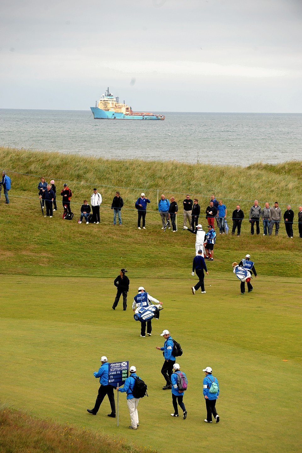 Scottish Open at Royal Aberdeen