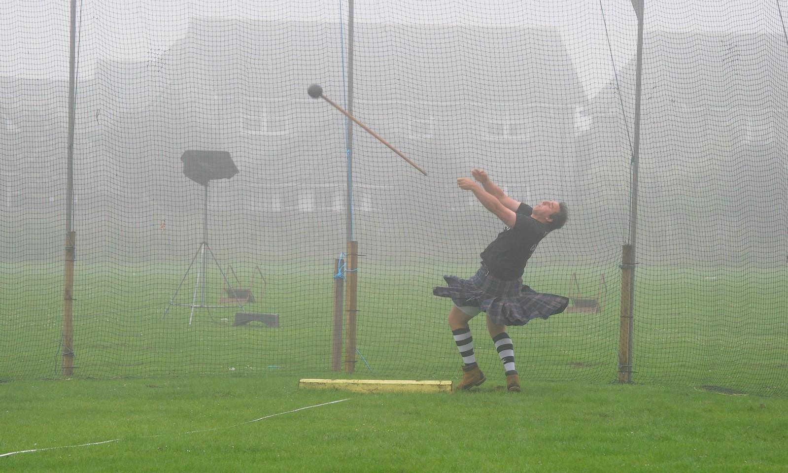 Stonehaven Highland Games, 2014
