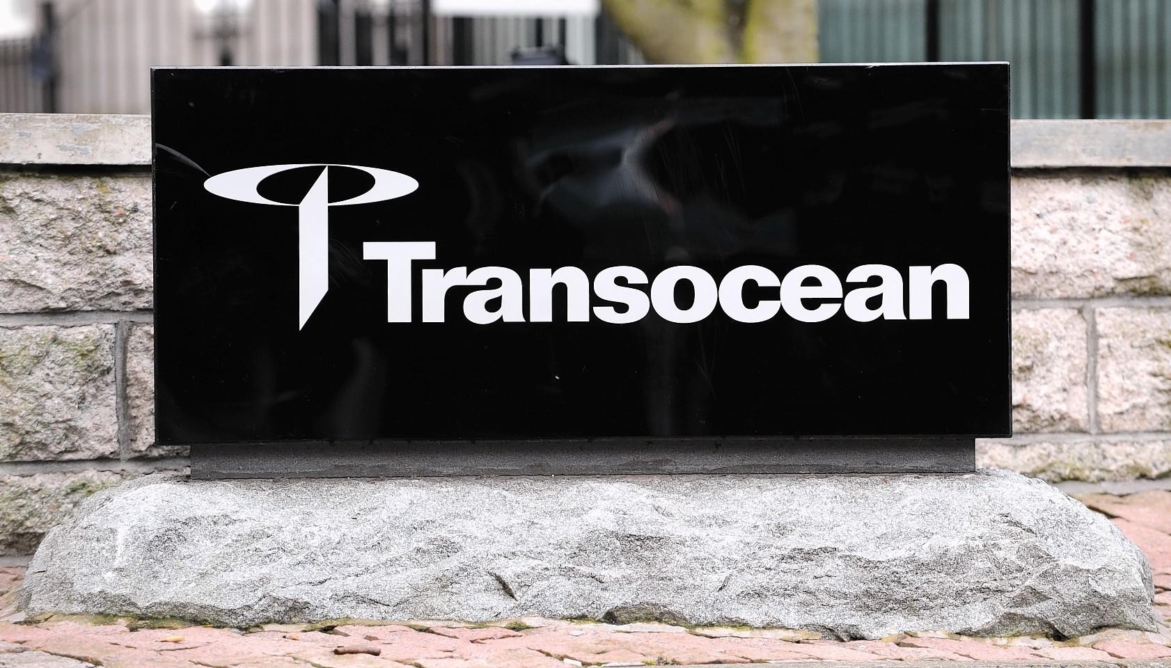 Transocean's offices in Aberdeen