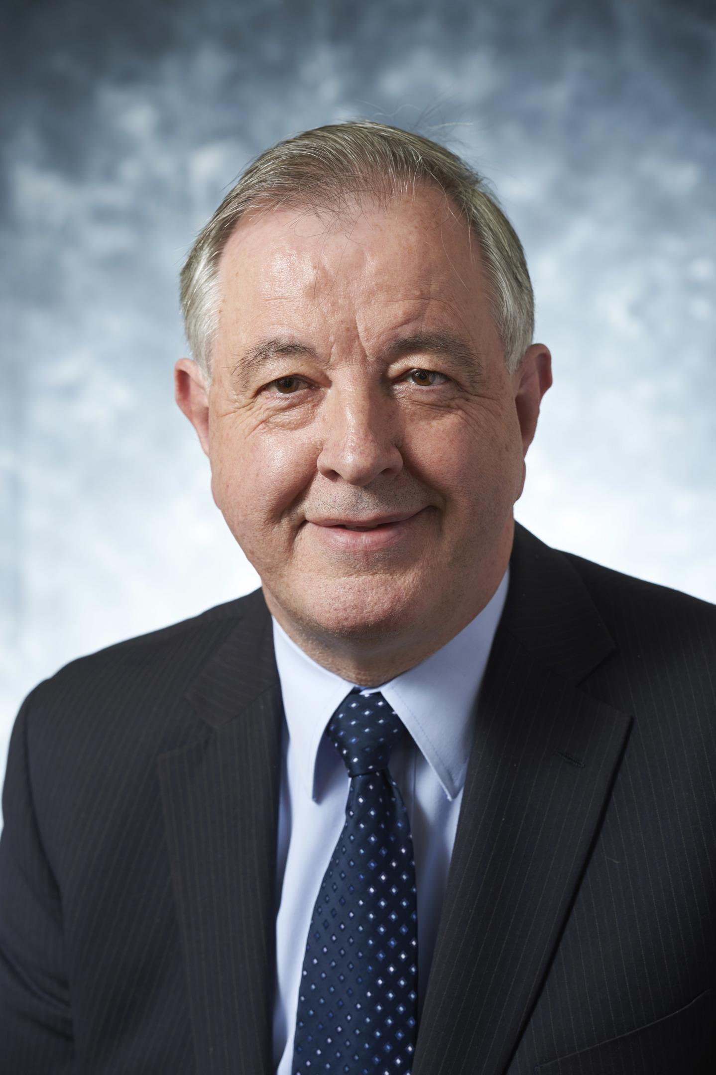 Inverness councillor Alex Graham.