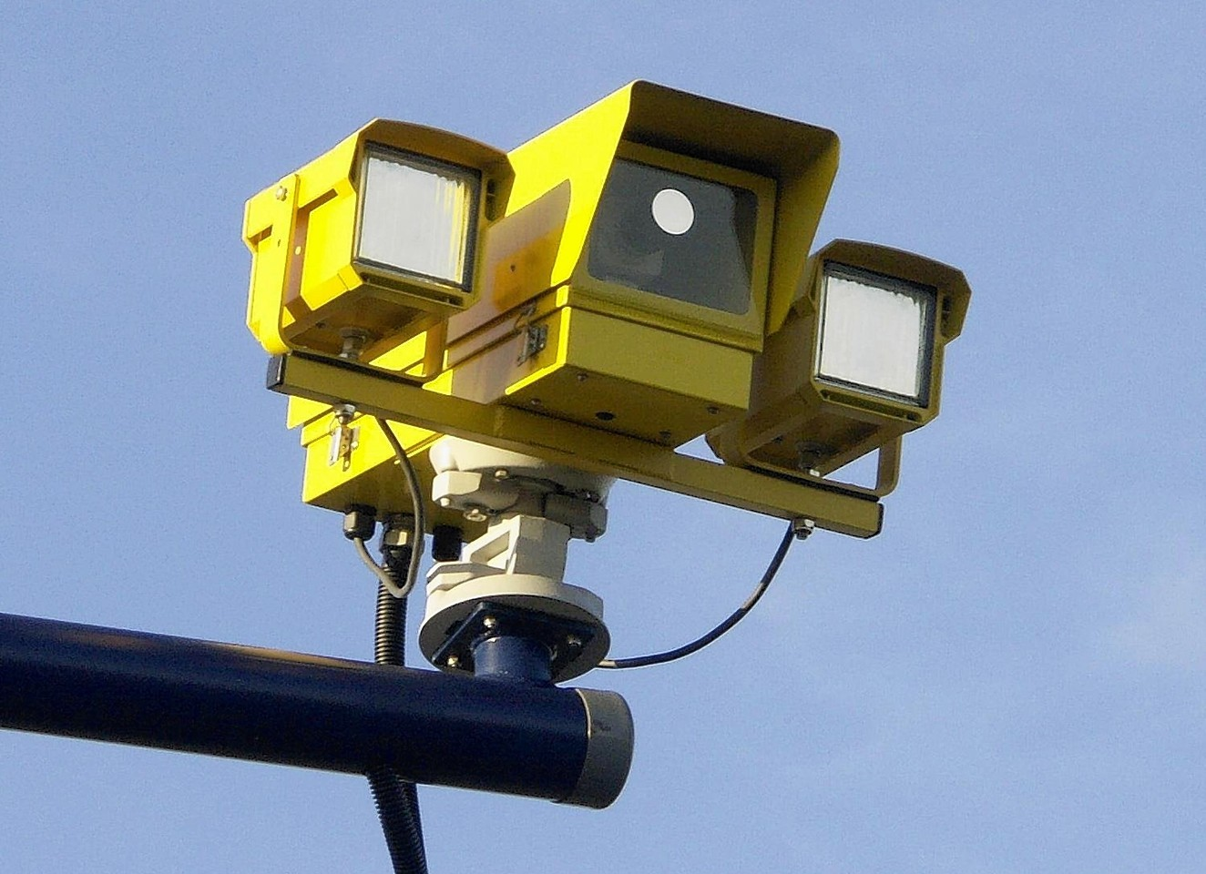 The A90 average speed cameras