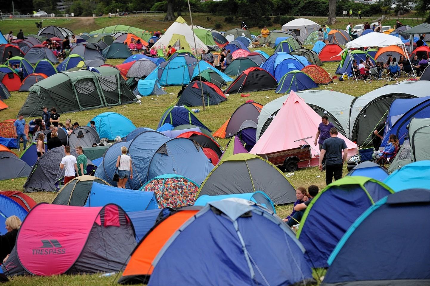 Belladrum met its target of becoming a zero waste festival