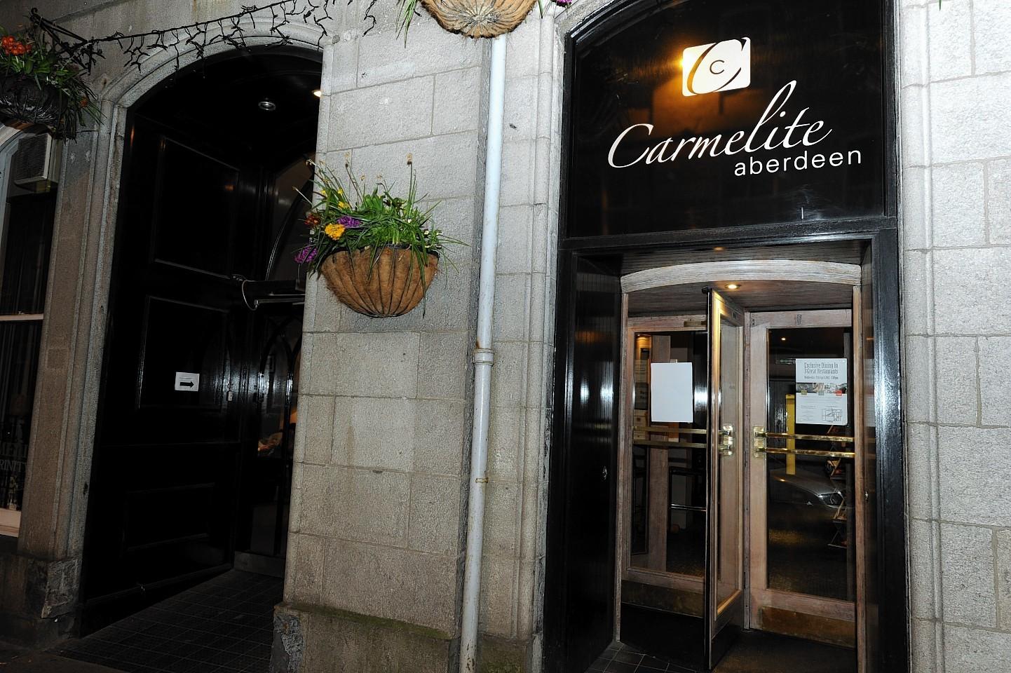 The Carmelite in Aberdeen