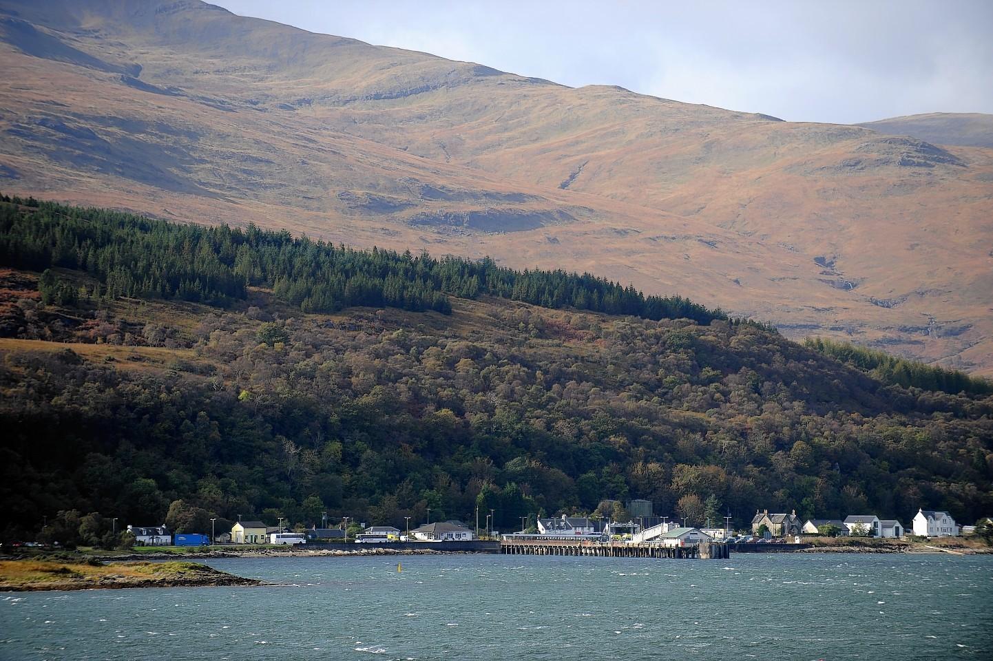 Craignure, Isle of Mull