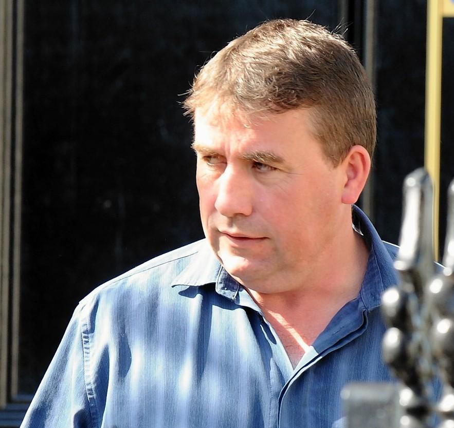 David Mackay has been found guilty