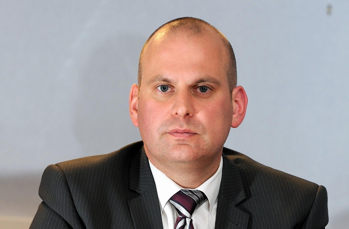 Chief inspector Graeme Mackie