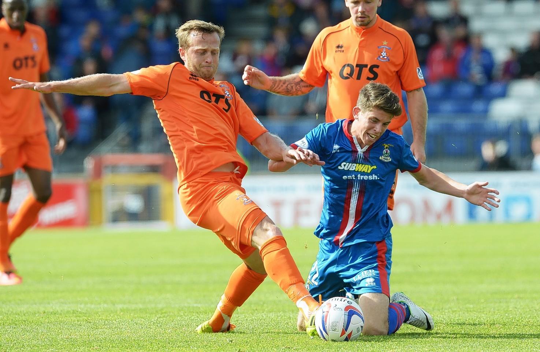 Caley Thistle vs Kilmarnock