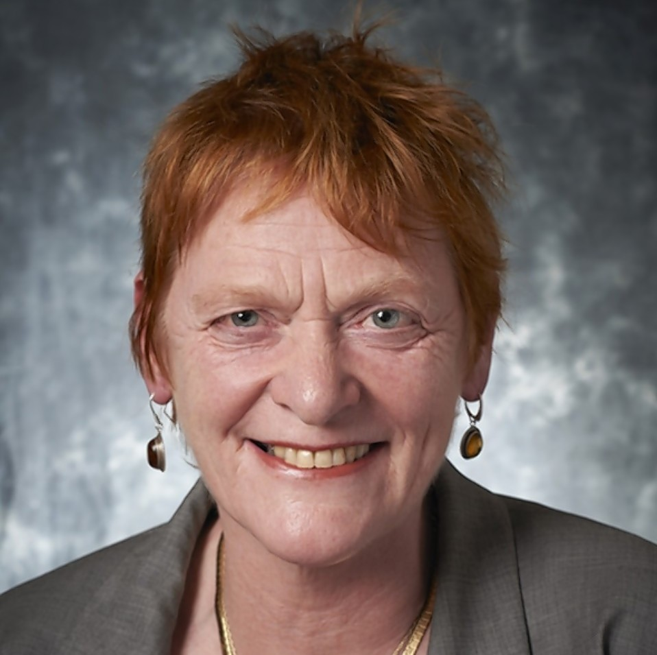 Highland Council leader  Margaret Davidson